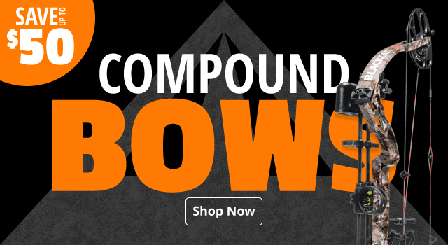 Compound Bows - Shop Now