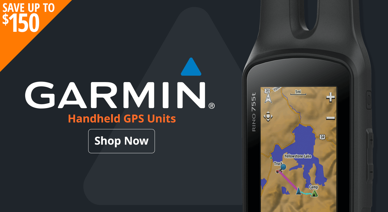 Garmin Handheld GPS Units - Shop Now