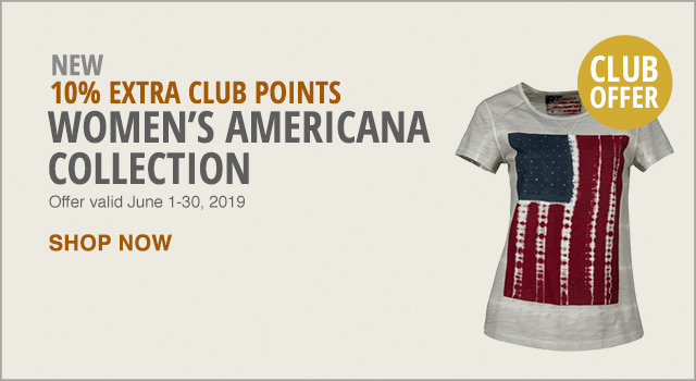 7b018861 10% Extra CLUB Points on Natural Reflections Amercian Collection