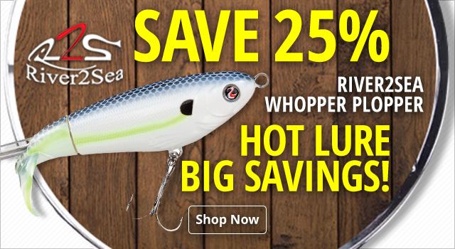 River2Sea Whopper Plopper - Save 25%