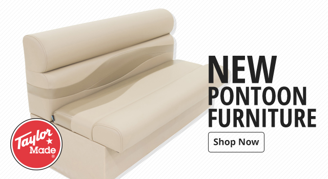 New Taylor Made Pontoon Furniture