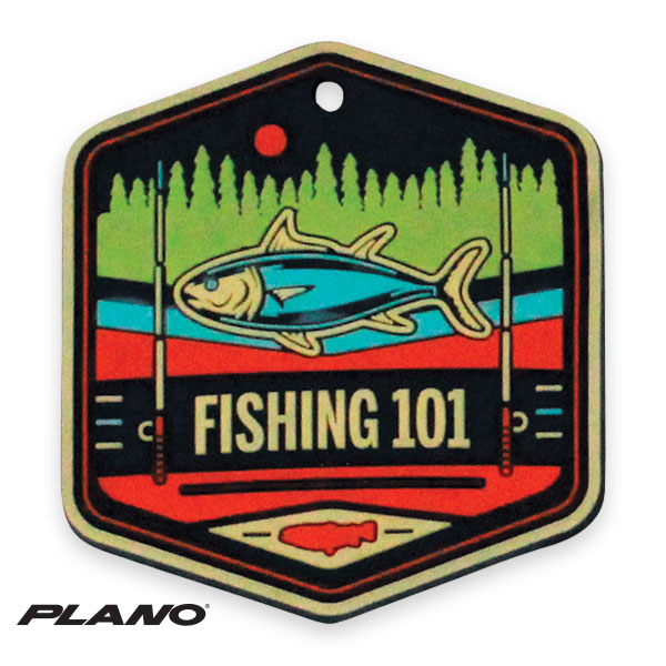 Fishing 101 Badge