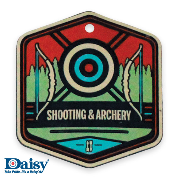Shooting & Archery Badge