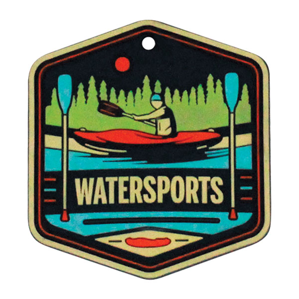 Watersports Badge