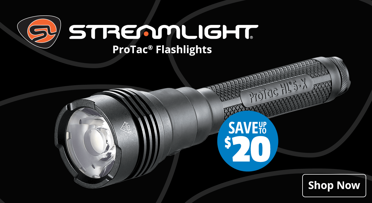 Streamlight® ProTac® Flashlights - Shop Now