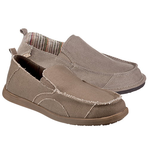 Men's Casual Canvas Slip-On Shoes for Summer