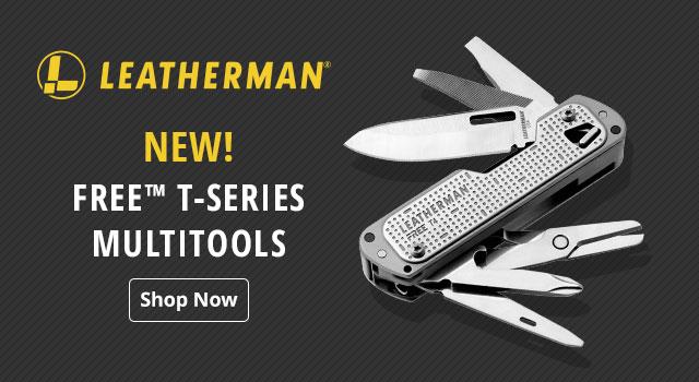 Leatherman  FreeT Series - Shop Now