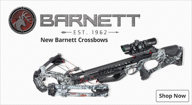 New Barnett Crossbows - Shop Now