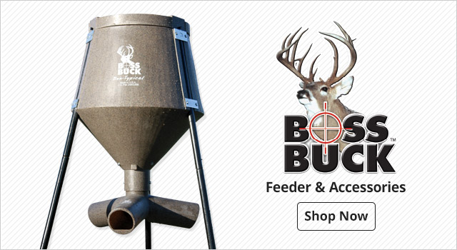 Boss Buck Feeder & Accessories - Shop Now