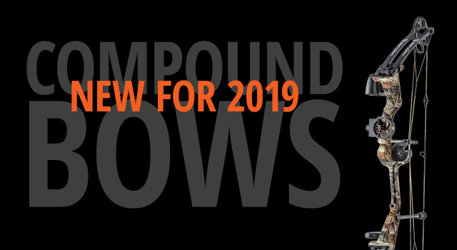 New Compound Bows - Shop Now