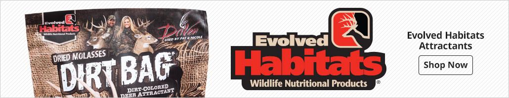 Evolved Habitats Attractants - Shop Now