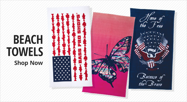 Beach Towels - shop now