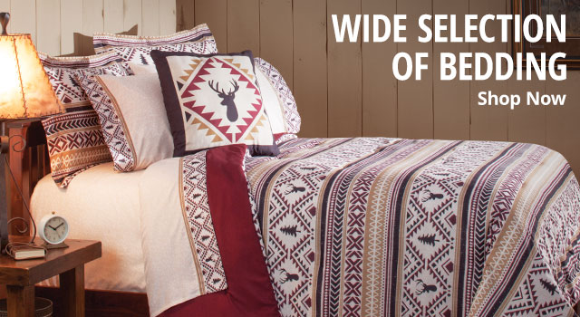 Wide selection of bedding - shop now