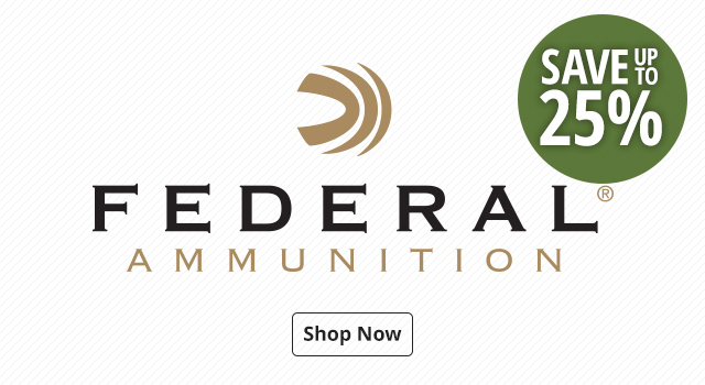 Federal - Save Up To 25%