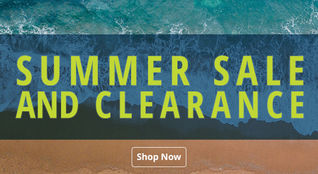 Summer Sale and Clearance