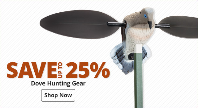 Dove Hunting Gear - Shop Now