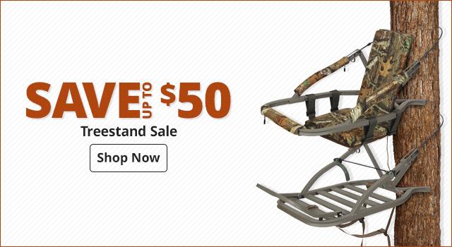 Treestand Sale - Shop Now