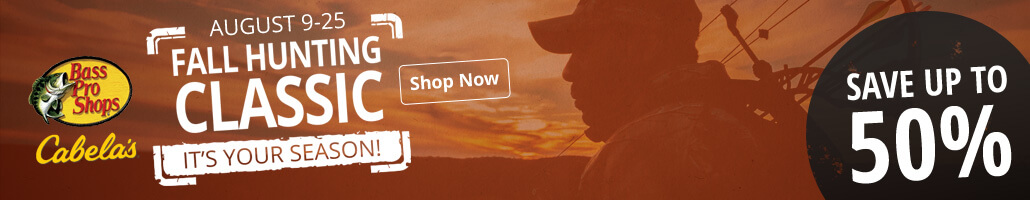 Fall Hunting Classic - Shop Now