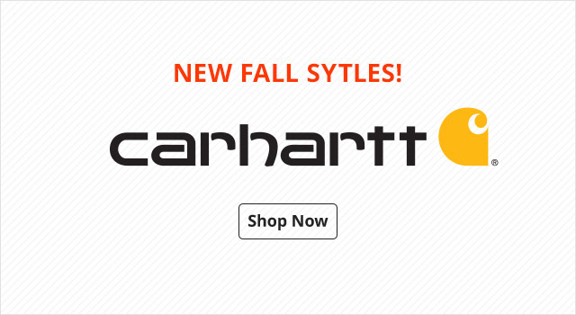 New Fall Styles in Carhartt - Shop Now