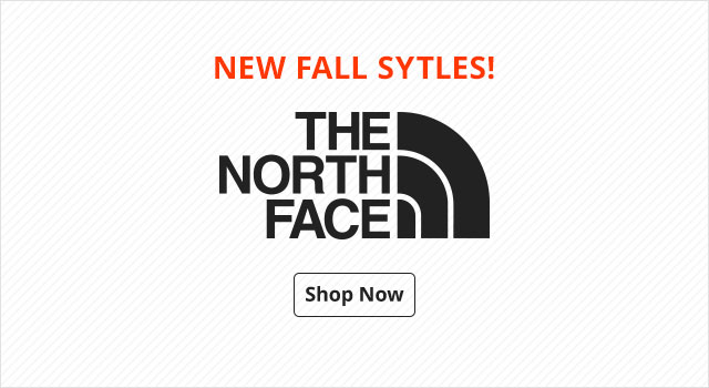 New Fall Styles in The North Face - Shop Now
