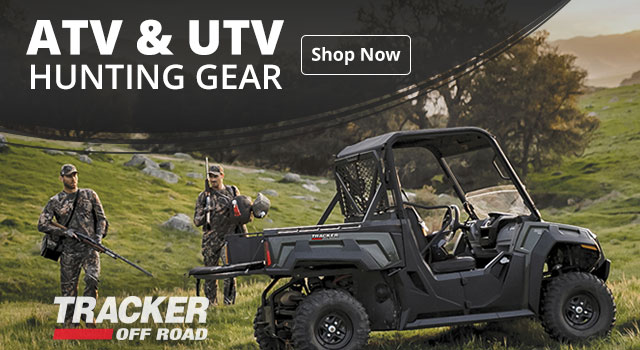 ATV and UTV Hunting Gear - Shop Now
