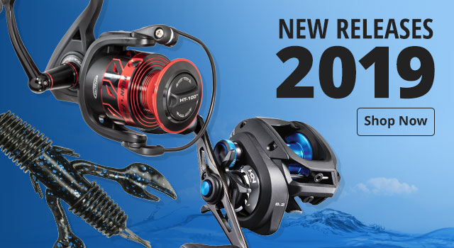 New Releases from ICAST 2019