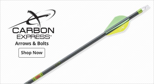 Carbon Express Arrows & Bolts - Shop Now