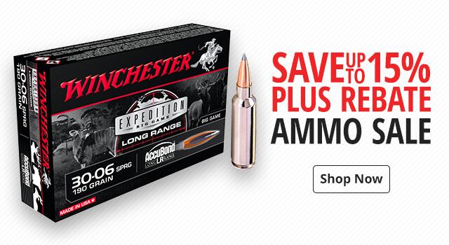 Ammo Sale - Shop Now