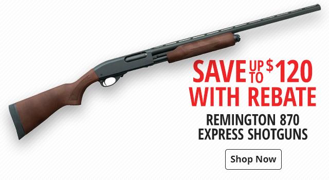 Remington 870 Express Shotguns - Shop Now