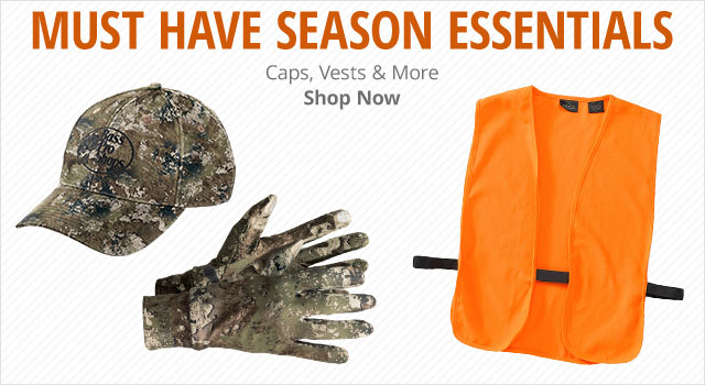 Must Have Hunting Season Essentials - Shop Now