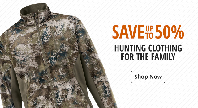 Men's and Women's Hunting Clothing