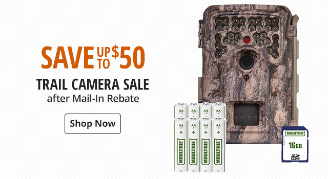 Trail Camera Sale