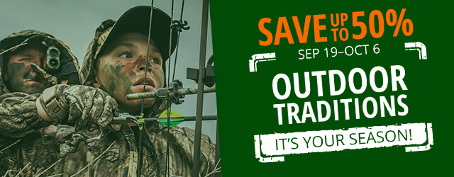 Outdoor Traditions Sale