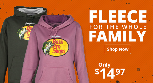 Fleece for the Whole Family