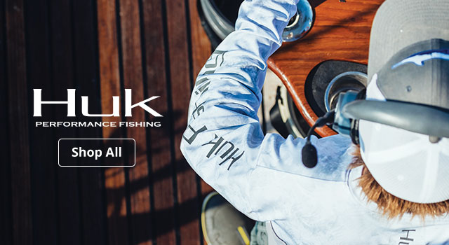 Huk Performance Fishing - Shop Now