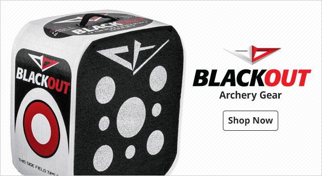 BlackOut Archery Gear - Shop Now