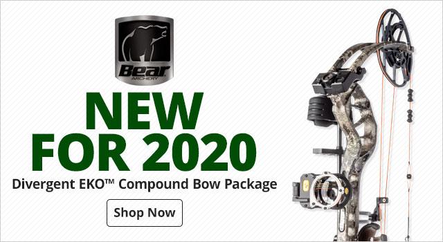 Bear Archery Divergent EKO™ Compound Bow Package - Shop Now