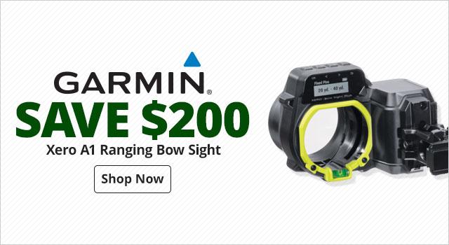 Garmin® Xero A1 Ranging Bow Sight - Shop Now
