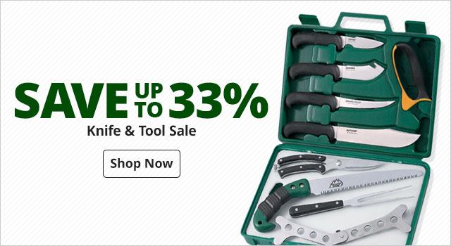 Knife & Tool Sale - Shop Now