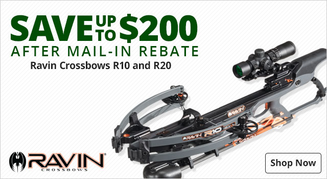Ravin Crossbows R10 and R20 - Shop Now