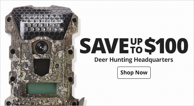 Save up to $100 at Deer Hunting Headquarters