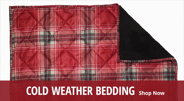Cold Weather Bedding - Shop Now