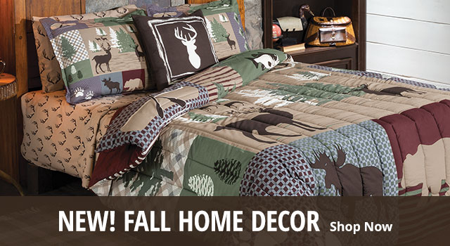 New! Fall Home Decor - Shop Now