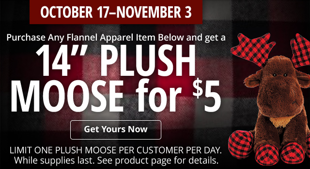 Shop Moose Plush