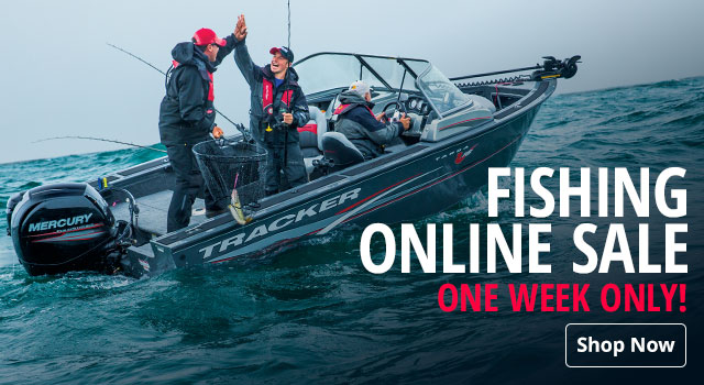 Fishing Online Sale