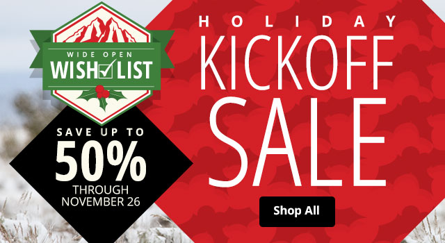 Kick Off Sale - More Info