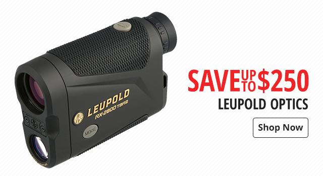Leupold Optics - Shop Now