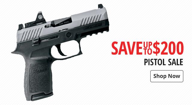 Pistol Sale - Shop Now