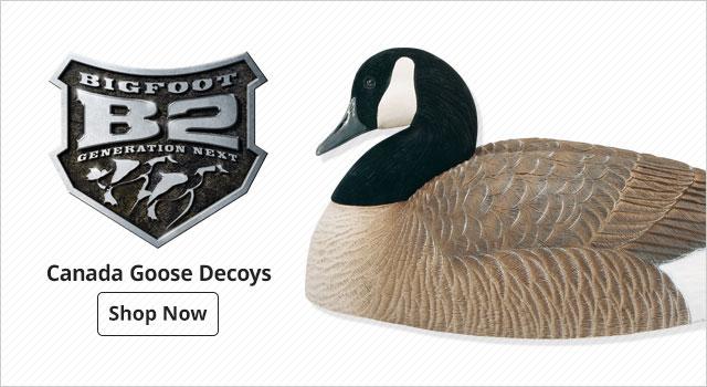 Big Foot™ B2 Canada Goose Decoys - Shop Now