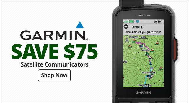 Garmin® Satellite Communicators - Shop Now